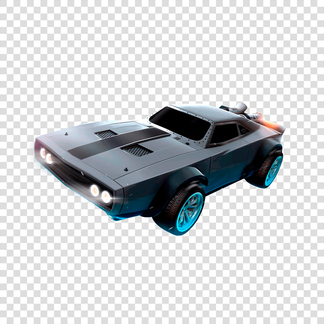 Rocket League Ice Charger RL Png