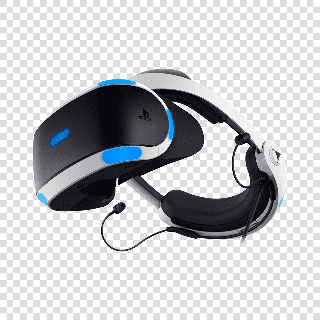 Play Station VR Óculos Png