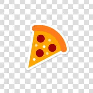 Ícone pizza Png